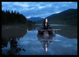 Lady of the Lake by DJMadameNoir