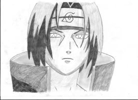Itachi by Toragg