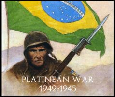 Platinean War 1942-1945 by Qsec