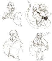 Sketch Dump Randomness by Arthropleura
