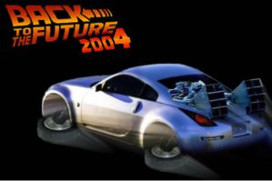 "BACK TO THE FUTURE 200""4"" by Matty-McTrunks"