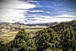 Jim's Valley HDR by StephGabler