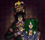 Hatter Love by maybesomecake