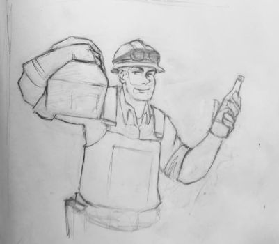 engi sketch by mopdtk