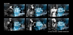 City only for brave-AD- by Desmemoriats