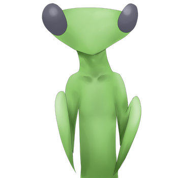 Mantis by thewolftroll