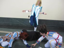 Tales Shoot 2012- Maniac Mithos SPOILERS by MoonHunter02