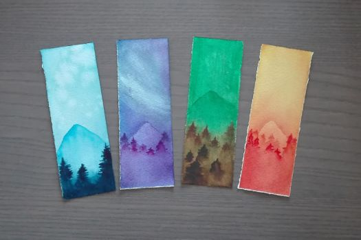 Bookmarks by steel--blue