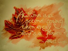Autumn is a... by endless--reverie