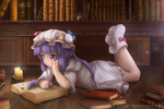 Literate Girl by novcel