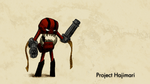 Project Hajimari Redone Enemy1 by Seaworm