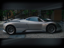 Pagani Azenis by etype2