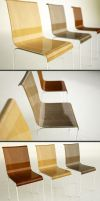 Pure Chair by lzooml