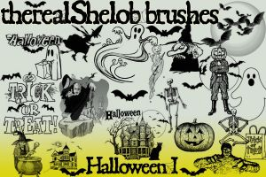 Halloween one by therealShelob