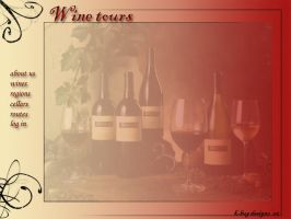 Wine Tours by k-bug