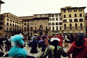 Masquerade in Firenze by Lynx-Pardina