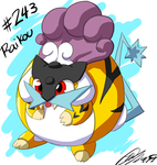 Raikou Squishable by Mearii-chi