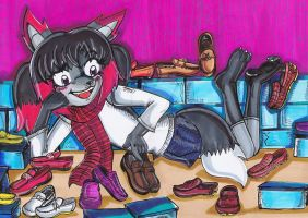 Yumi's Obsession by TazHassiotis