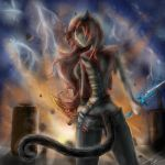 Malice Reed (Death of Octavia).. by DracoScurra