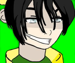 Toph Beifong (Pixelmator) by KyraLynMoss