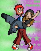 1000 Pageviews - Tracy + Kaden by tracypaper12