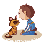 Fallout 4 by fireproofmarshmallow