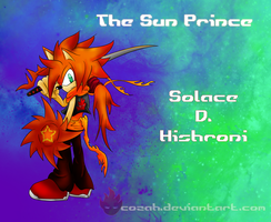 Solace D Hishroni by Cozah
