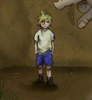 Back Then by Ex-Soldier-Cloud