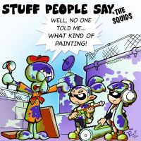 Stuff people say 64 by FlintofMother3