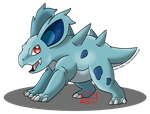Nidorina Finished by Eiden-Enea