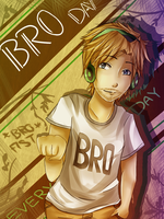 Bro day everyday~ by niyari-neko