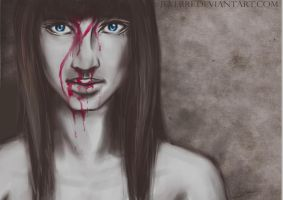 Living dead girl by Jeyerre