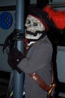 Skull Pirate by Old-Trenchy
