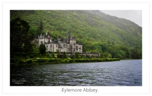 Kylemore Abbey by LunaFeles
