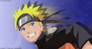 Naruto 16mil Pageviews by Itachis999
