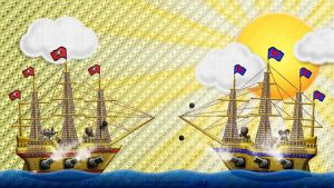 LittleBigBattle on the High Seas by CyberLogic