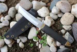 Cold Steel Tanto by JGSheaths
