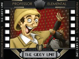 Professor Elemental's 'The Giddy Limit': Cover by VladimirJazz