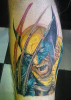 Wolverine by Tattooed-Priest