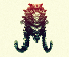 Lion by Cellusious