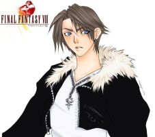 Squall by megin