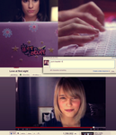 Youtube Faberry AU by mistress102