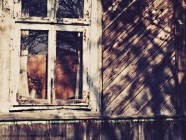 old WINDOW by paulie-nka