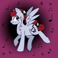 MHMLP Crossover-Operetta by Inkblot-Rabbit