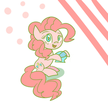 :Pinkie Pie: by The-Sliver-Stars