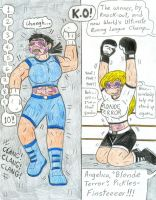 Boxing Angelica vs Eva - 5 by Jose-Ramiro