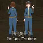 [MOTME] Fallout 3 Lone Wanderer +DL by 0-0-Alice-0-0