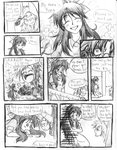 Yuna in Wonderland - Doorknob (Page 3) by Trinityinyang