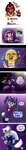 Five Smile Nights Pretty At Cure Freddy's by z-cup101