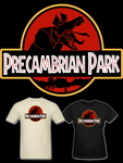 Tremors Precambrian Park T Shirt by Enlightenup23